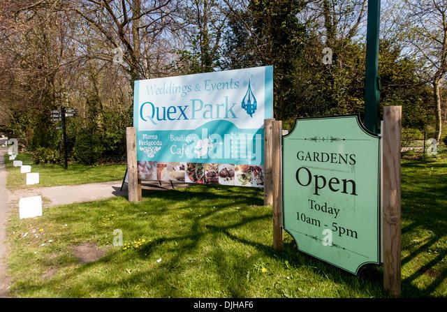 Quex estate stock photos quex estate stock images alamy for Quax parc