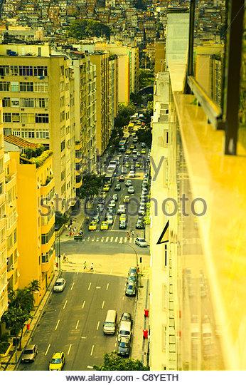 Rio De Janeiro Brazil - Stock Image