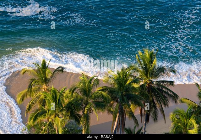 Acapulco Pacific Coast Mexico - Stock Image