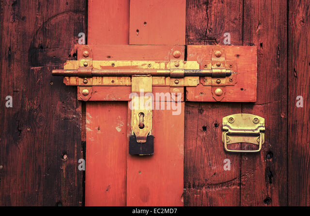 Retro Lock Stock Photos & Retro Lock Stock Images