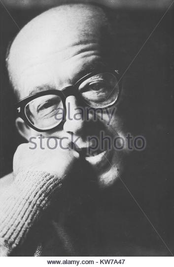 Phil Silvers (1911 –  1985) American film and television actor in a 1970 portrait. Called  'The King of Chutzpah,' - Stock Image