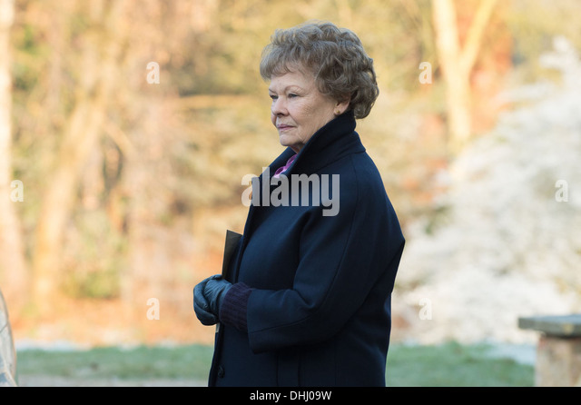 PHILOMENA (2013) JUDI DENCH STEPHEN FREARS (DIR) MOVIESTORE COLLECTION LTD - Stock Image