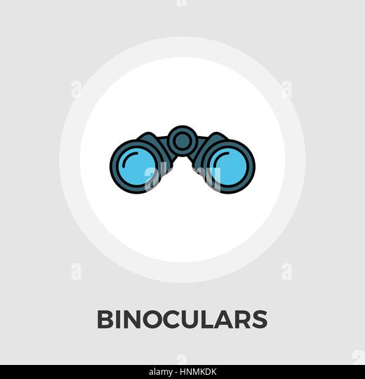binoculars icon flat - photo #48