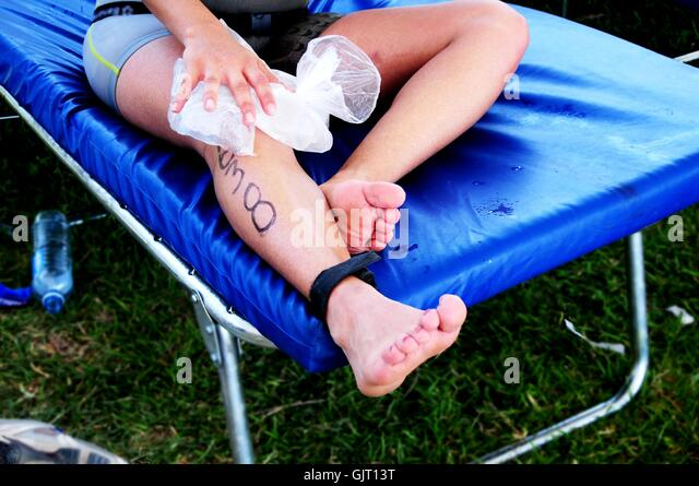 health sport sports - Stock Image