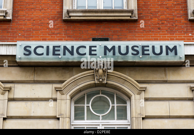 D Exhibition In London : London science museum stock photos