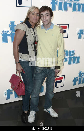 UK premiere of The Firm - London - Stock Image
