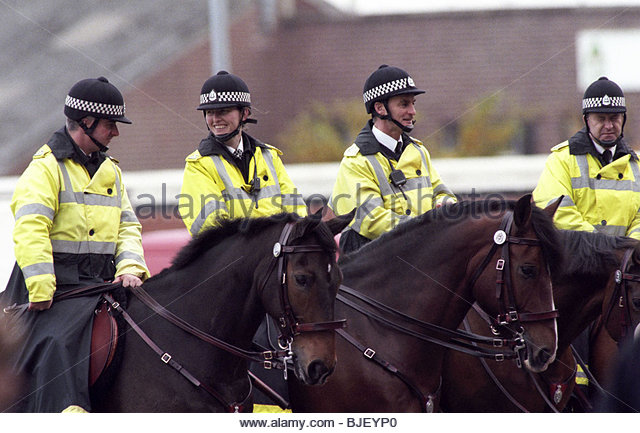 police horses stock photos police horses stock images. Black Bedroom Furniture Sets. Home Design Ideas