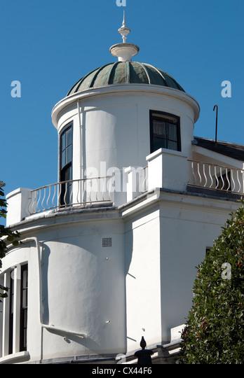 South Kensington London architectural detail - Stock Image