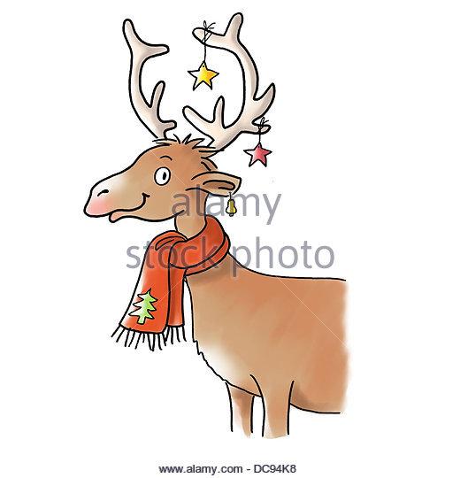 reindeer 2 - Stock-Bilder