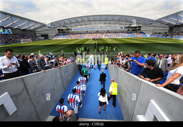 Amex Stadium Stock Photos & Amex Stadium Stock Images