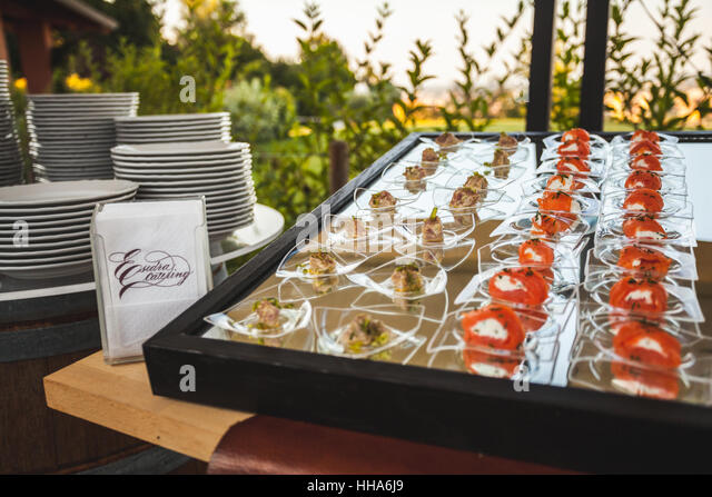 catering service stock photos catering service stock images alamy. Black Bedroom Furniture Sets. Home Design Ideas
