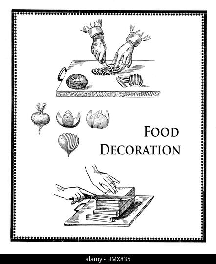 Restaurant Food 19th Century Stock Photos Restaurant Food 19th Century Stock Images Alamy