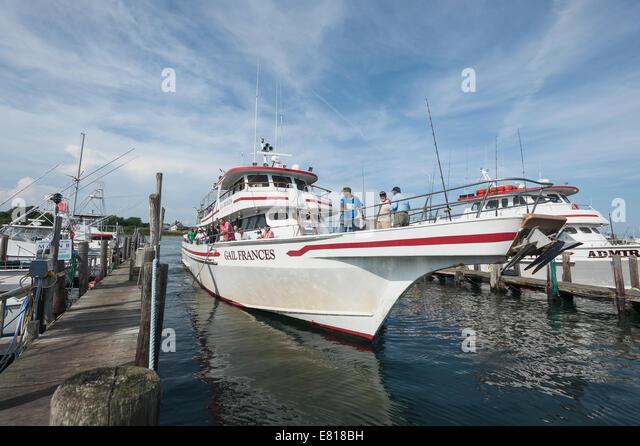 Fishing charter stock photos fishing charter stock for Frances fleet fishing