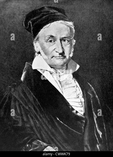 a biography of carl gauss a german mathematician and scientist Johann carl friedrich gauss (1777-1855) was a german mathematician and scientist who contributed significantly to many fields, including number theory, statistics, analysis, differential geometry, geodesy, geophysics, electrostatics, astronomy and optics.