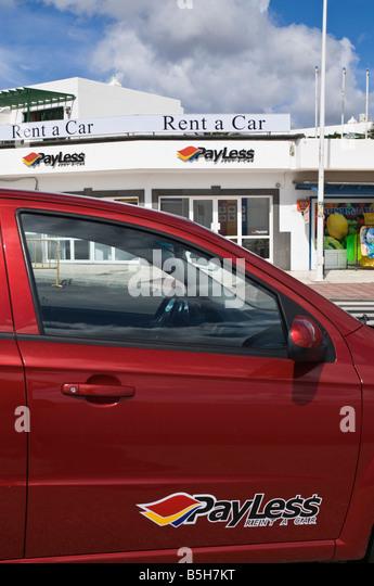 Payless Car Hire Lanzarote