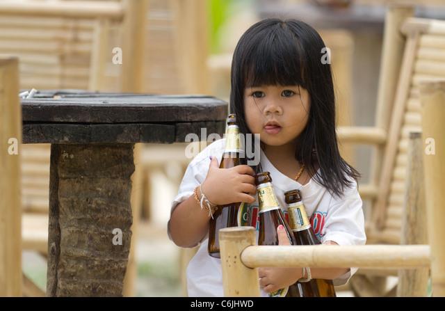 Bar girl thailand stock photos bar girl thailand stock for Tiny thai teen