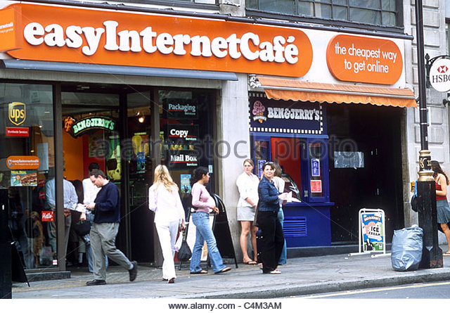 Easy Everything Internet Cafe Berlin