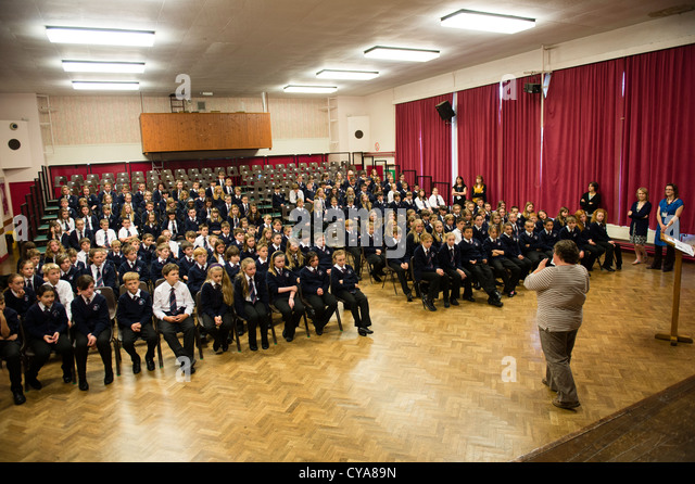 Uk Comprehensive School Stock Photos Amp Uk Comprehensive