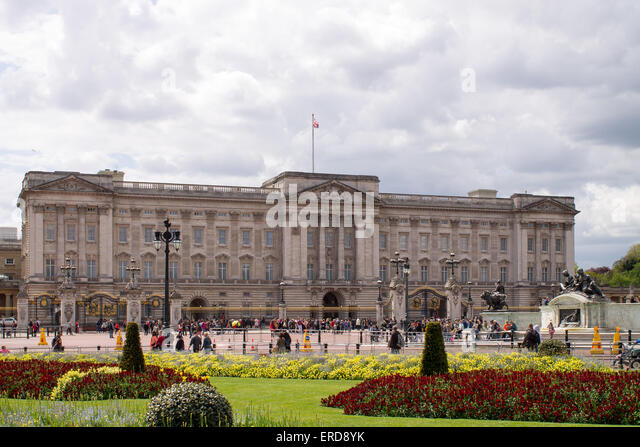 Royal Palace Of The British Monarch Stock Photos Royal