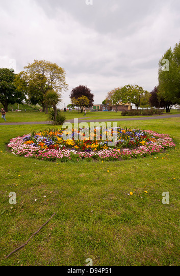 Public Flower Bed Stock Photos Public Flower Bed Stock Images Alamy