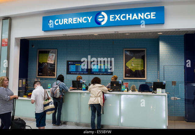 Forex stansted airport