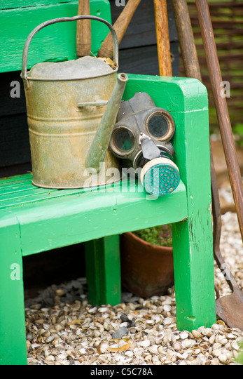 Digging for Victory - Stock Image