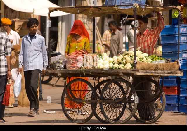 Jaisalmer, Rajasthan, India, Asia - Stock-Bilder