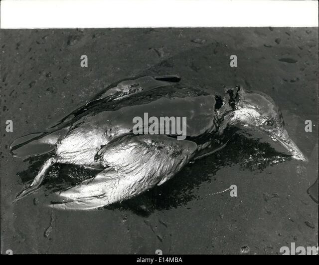 Apr. 05, 2012 - Mediterrean Pollution. - Stock Image