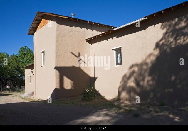 Shadow on Saint Mary's - Stock Image