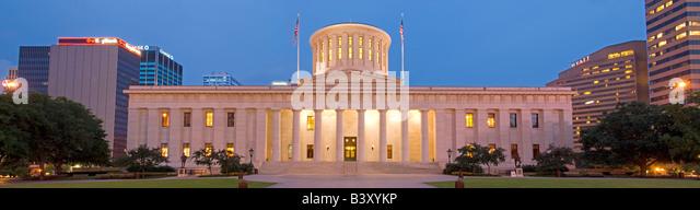Ohio statehouse stock photos ohio statehouse stock for Columbus capitale