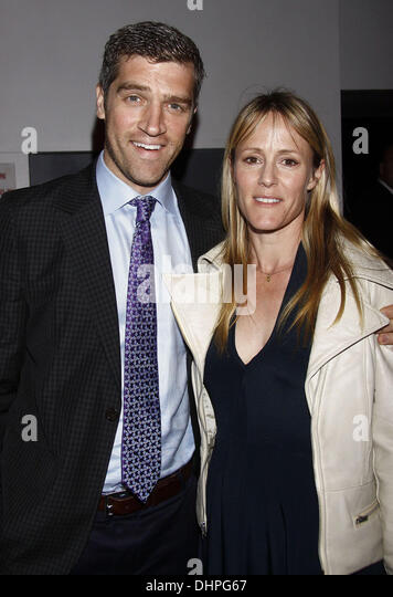 Jeremy Davidson and Mary Stuart Masterson The 2012 Ensemble Studio Theatre Gala at SIR Stage 37  Featuring: Jeremy - Stock Image