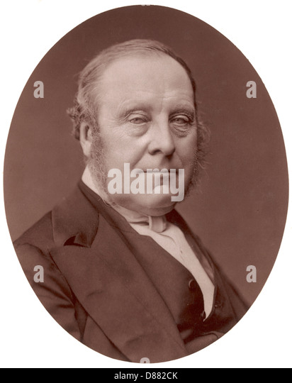 Baron Redesdale - Stock Image
