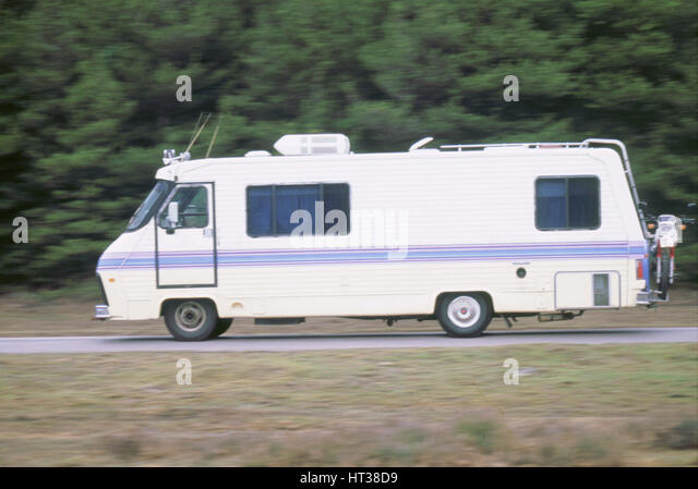 American Camper . Artist: Unknown. - Stock Image