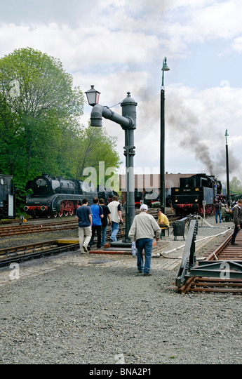 Steam Locomotives Germany Stock Photos Steam Locomotives