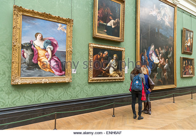 Caravaggio National Gallery London Room