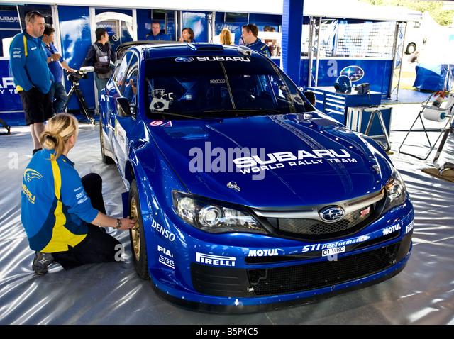 Prodrive stock photos prodrive stock images alamy for Garage autosport le portel