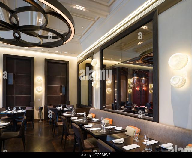 Dinner restaurant mandarin stock photos dinner - Hotel mandarin restaurante ...