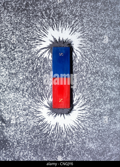 Magnetism - Stock Image
