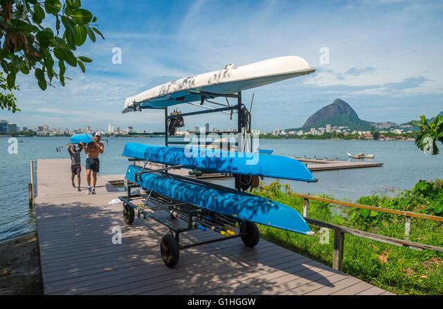 Regatas stock photos regatas stock images alamy for Miroir club rio de janeiro