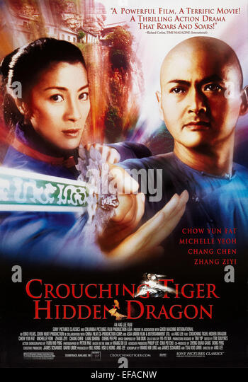 a movie analysis of crouching tiger hidden dragon T he year 2001 has got off to the best start possible with this fantastic film ang lee's crouching tiger, hidden dragon is a martial arts movie in a traditional chinese action idiom which manages to be both electrifyingly exciting and sweetly romantic - qualities wrapped up in the preternatural innocence of a fairy tale.