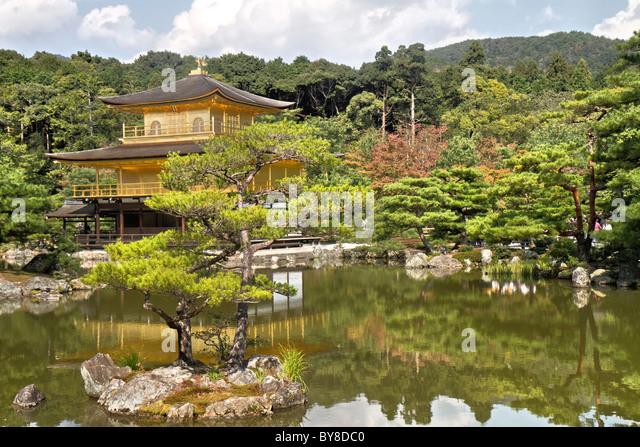 Kinkaku Ji Stock Photos & Kinkaku Ji Stock Images - Alamy