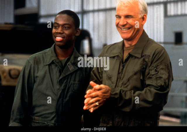 SGT BILKO (1996) STEVE MARTIN JONATHAN LYNN (DIR) 008 MOVIESTORE COLLECTION LTD - Stock Image