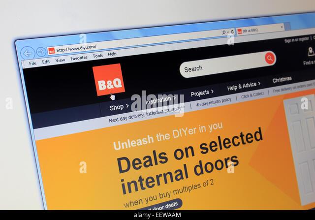 DIY.com - Stock Image