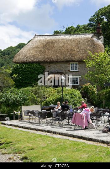 Tea Room By River Warwickshire