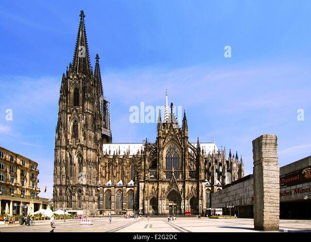 Allemagne stock photos allemagne stock images alamy - Office du tourisme cologne ...