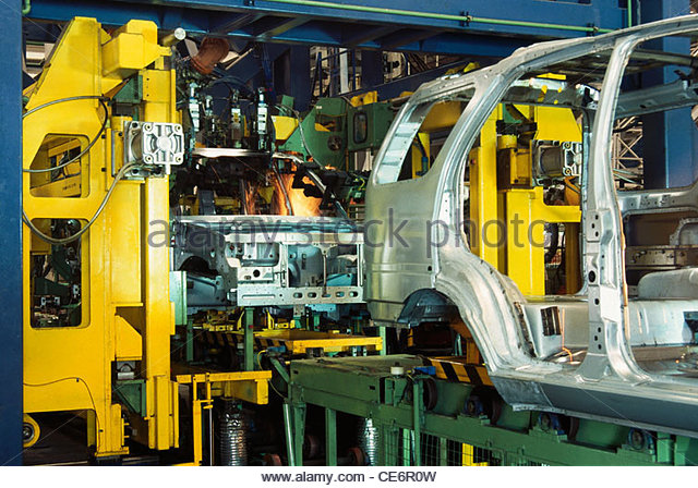 Automobile Assembly Plants Stock Photos Amp Automobile