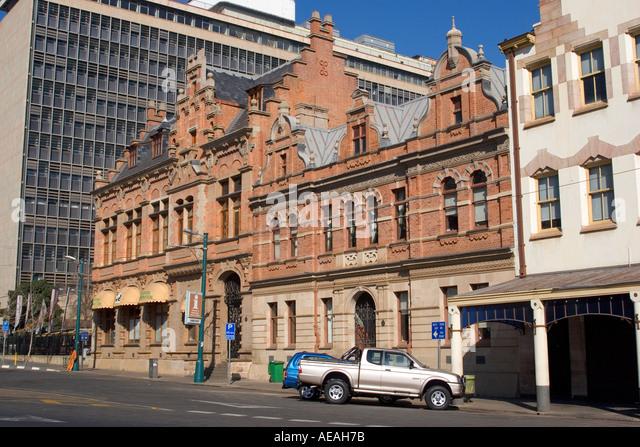 Tourist information bureau Pretoria - Stock Image