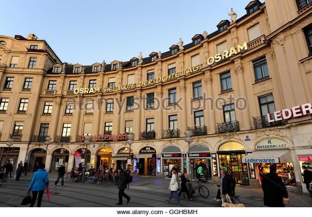Hotel Am Stachus In Munchen