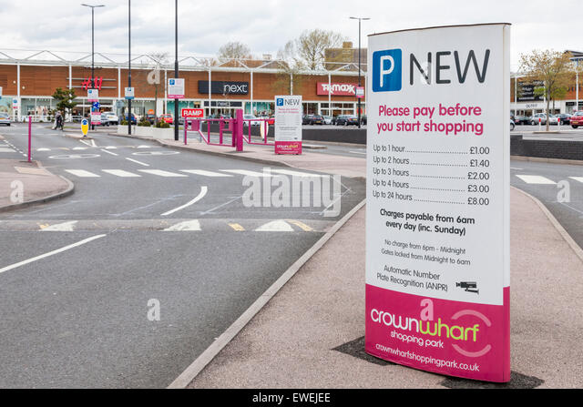 Walsall Hospital Car Parking Charge