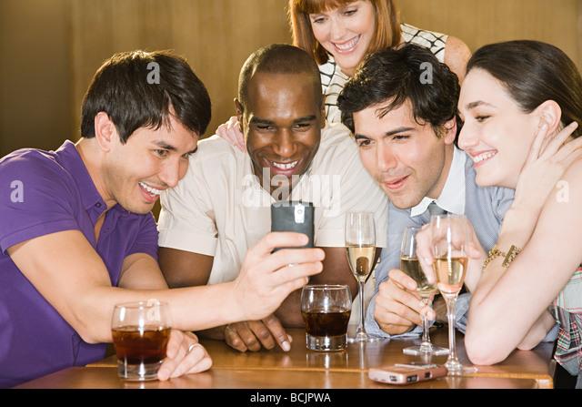 Socialising bar stock photos amp socialising bar stock images alamy